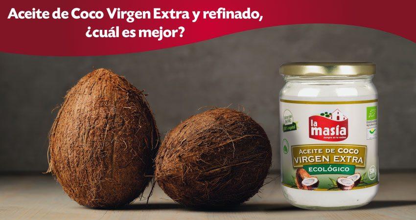 el aceite de coco virgen sirve para bajar de peso